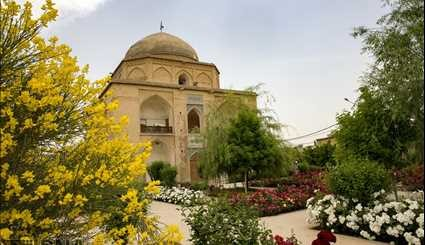 Shiraz natural, historical attractions