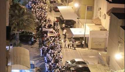 Bahrainis Continue Protest in Support of Shiite Cleric Sheikh Issa Qassim