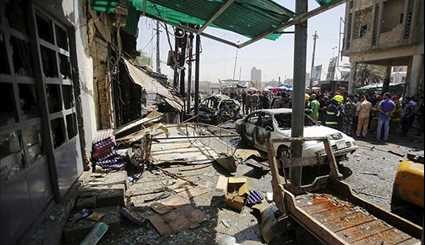 Baghdad Attack: At Least 27 Killed in ISIL Bombings