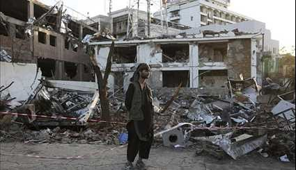 'Earthquake-Like' Blast in Kabul