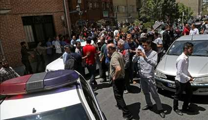 Attack on Iran Parliament Ends after 4 Assailants Killed by Security Forces