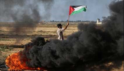 Increasing repression of Palestinian protests on the eve of Quds Day