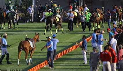 World Premiership of Polo / Iran vs. Pakistan and India vs. South Africa