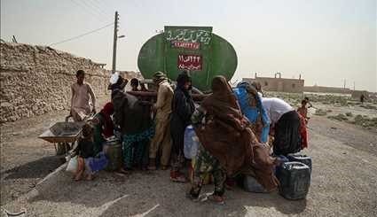 Shortage of Water Creates Crisis in Iranian Villages