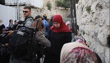 Outrage Continues against Israeli Repression at Al-Aqsa Mosque