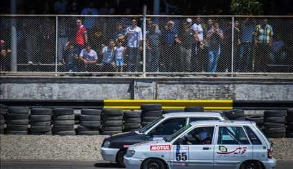 Tehran hosts Speed Racing competitions