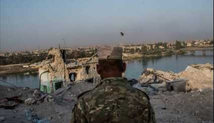 Iraqi Forces Continue Cleaning Mosul's Old City in Post-Battle Operations
