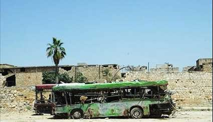 Syria Daily Life after Terrorists' Defeat in Layramoun