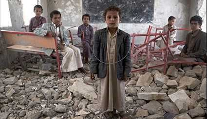 Yemen's Children Face Triple Crises