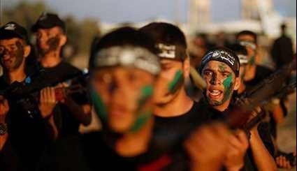 Hamas Summer Camps in Gaza Strip