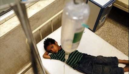 Out of Control Yemen's Cholera Epidemic World's Worst