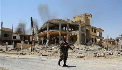 Syria: Battle to Break Siege on Deir Ezzur
