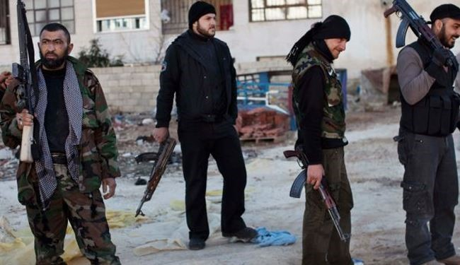 Militants execute a 14-year old in Syria's Aleppo