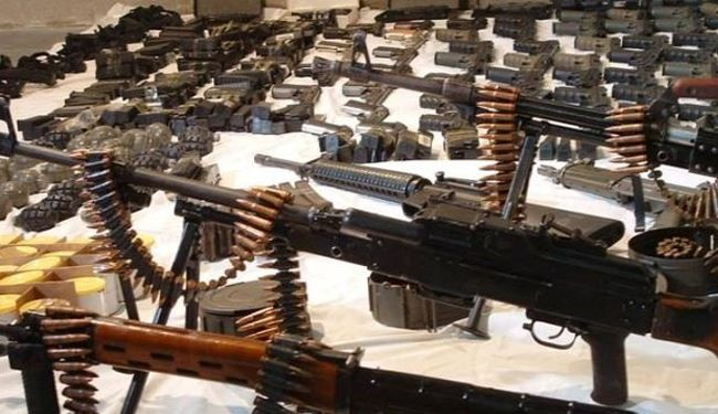 New Saudi weapons en route to 'SNC' insurgents