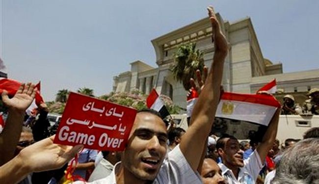 US tells Brotherhood to accept Morsi's ouster