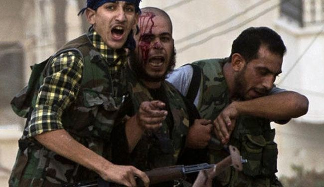 Violent splits among rebels grow in Syria