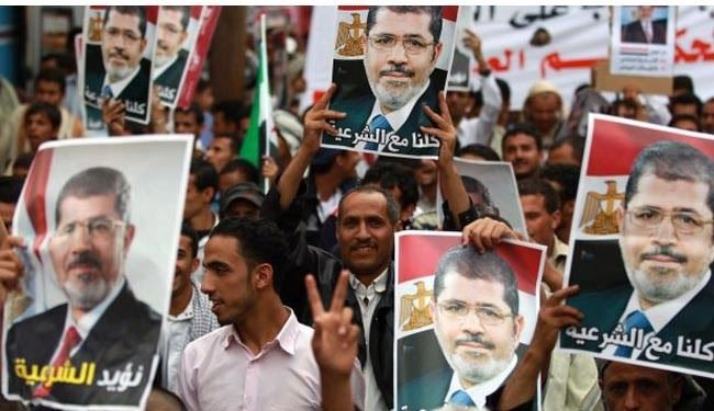 Morsi supporters rally in Cairo to defy coup