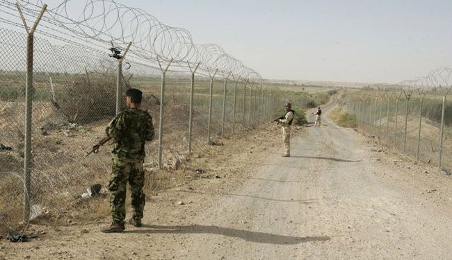 Syria militants kill Iraqi border guard