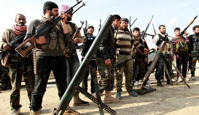 Syria insurgents go violent on each other