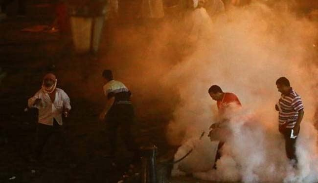 At least 22 wounded in new Cairo clashes