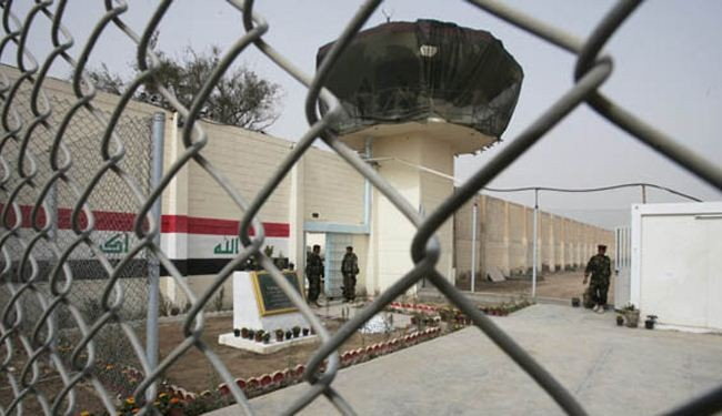 Hundreds of inmates escaped Iraq's Abu Ghraib