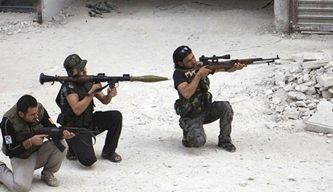 CIA to arm Syria militants within weeks