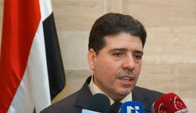 Syrian PM to attend Rohani's inauguration: envoy