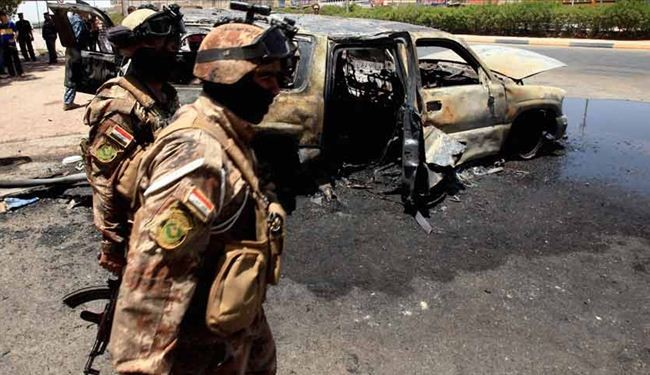 Multiple car bombs claim dozens in Iraq