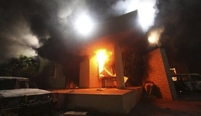 CIA ran arms smuggling team in Benghazi: report