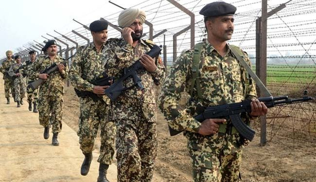 'Pakistani troops kill 5 Indian soldiers'