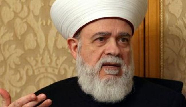 Lebanese Mufti urges end to Turkish pilot's crisis