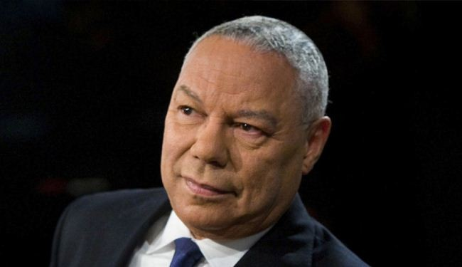 Colin Powell warns US to step back from Syria