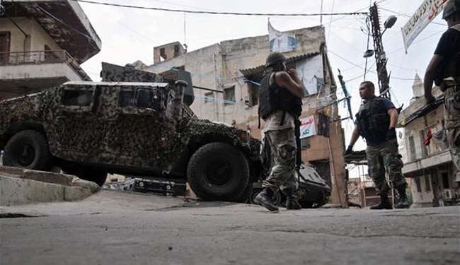 Lebanese troops hurt in Tripoli clashes