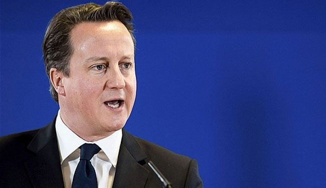 British PM forced to retreat from Syria war