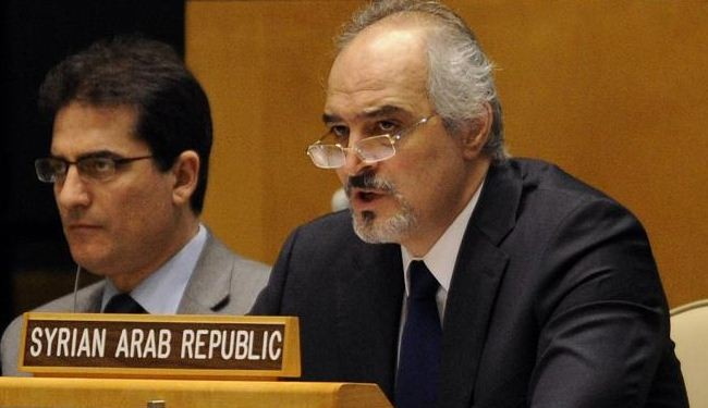 Syria gives UN evidence on rebels' chemical attacks