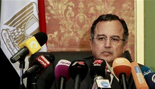 Egypt strongly rejects military action on Syria
