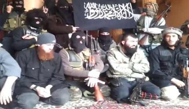 Caucasian militants form own group in Syria