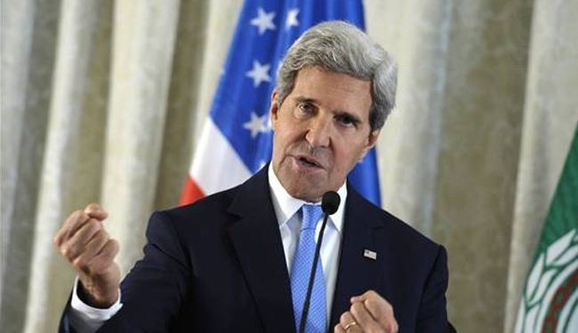Kerry says Saudi backs US war plans on Syria