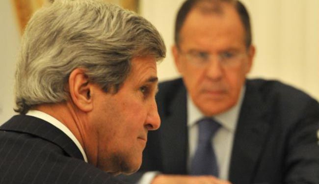 Kerry, Lavrov to discuss Syria new deal