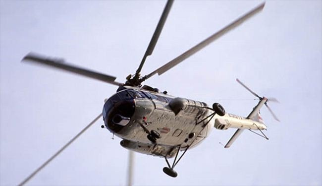 Turkey downs Syrian helicopter, 2 pilots dead