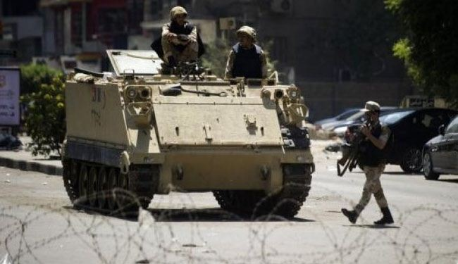 Egypt retakes Delga town from Morsi supporters