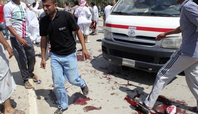 At least 16 killed in Iraq mosque blasts