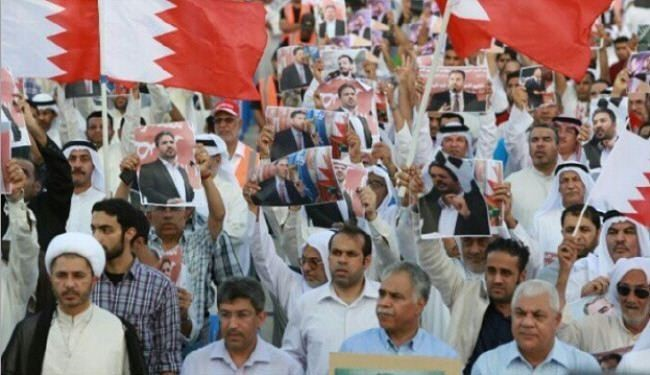 Bahrainis wage protest, demand lawmaker's release