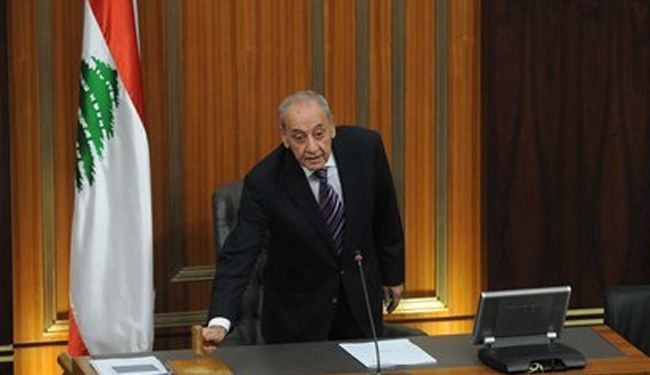 Lebanon parliament meeting boycotted for 5th time