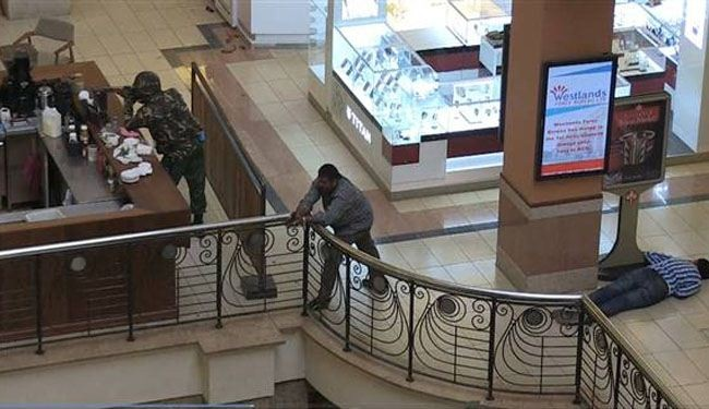 3 Americans, British woman among attackers of Kenya mall