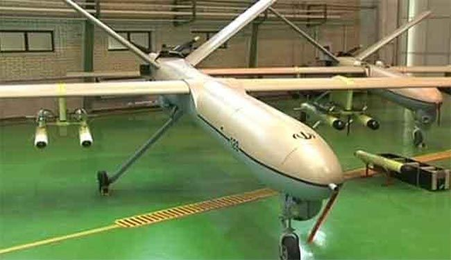 Iran starts 'Shahed 129' drone mass production