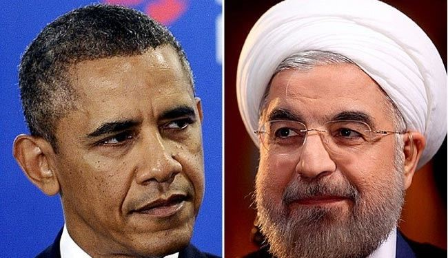 Iran, US presidents hold telephone exchange