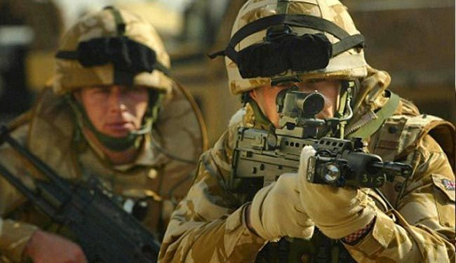 Thousands of British soldiers to lose jobs