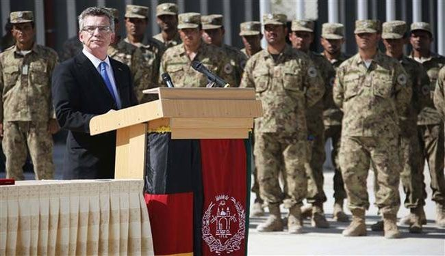 Germany pulls troops out of Afghanistan