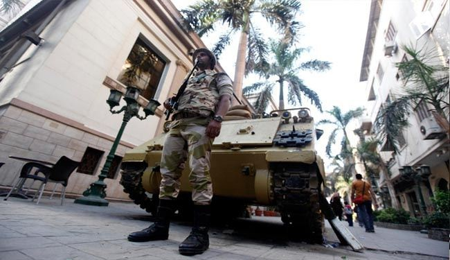 US cuts millions in military aid to Egypt